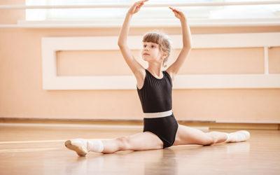 Taniec z elementami gimnastyki artystycznej